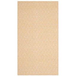 Safavieh Montauk 4' x 6' Rowan Rug in Gold