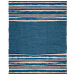 Safavieh Montauk 8' x 10' Savannah Rug in Blue