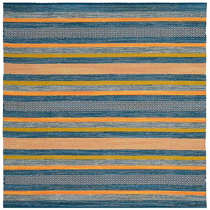 Alternate image 1 for Safavieh Montauk 6' x 6' Madison Rug in Blue