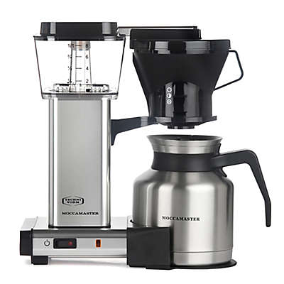 Technivorm Moccamaster 8-Cup Thermal Carafe Coffee Brewer