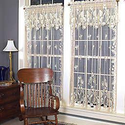 Heritage Lace® Windsor Rod Pocket Window Curtain Panel
