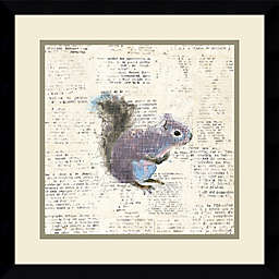 Amanti Into the Woods V 17-Inch Square Framed Wall Art