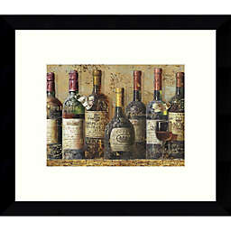 Amanti Art Wine Collection I 11-Inch x 9-Inch Framed Wall Art