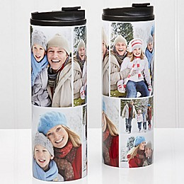 Photo Collage 16 oz. Travel Tumbler