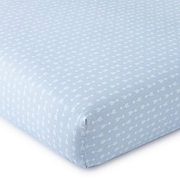 Levtex Baby® Trail Mix Arrow Print Fitted Crib Sheet