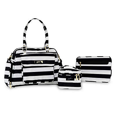 Ju-Ju-Be® Be Pumped The First Lady Pump Bag in Black/White