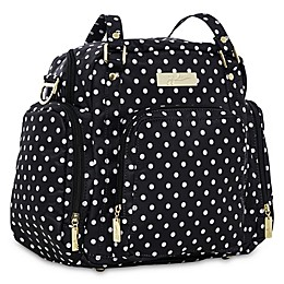 Ju-Ju-Be® Be Supplied The Duchess Pump Tote Bag in Black/White