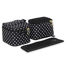 Ju-Ju-Be® Be Equipped The Duchess Pump Bag in Black/White
