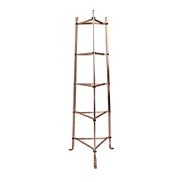 Enclume® 5-Tier Cookware Stand in Brushed Copper