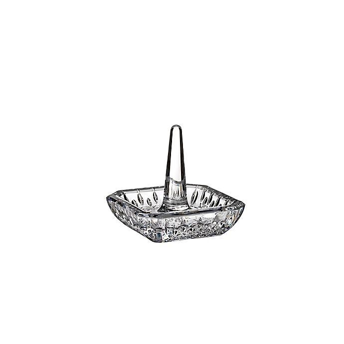 Alternate image 1 for Waterford® Giftology Lismore Square Ring Holder