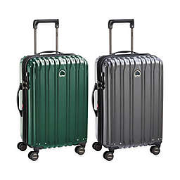 DELSEY PARIS Chromium Lite 21-Inch Expandable Carry On Spinner Suitcase