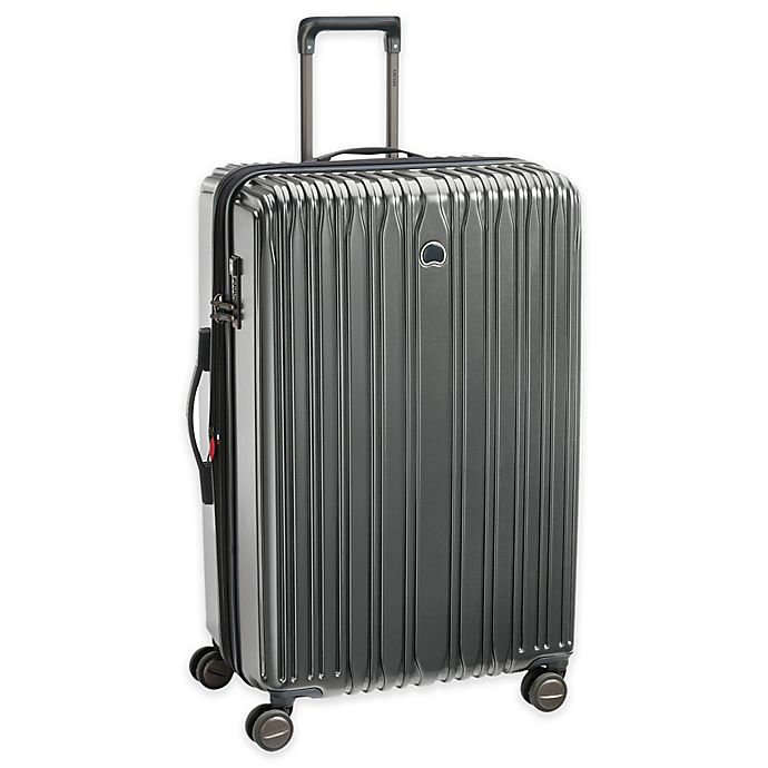 Alternate image 1 for DELSEY PARIS Chromium Lite 29-Inch Expandable Upright Spinner Suitcase in Graphite