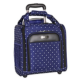 Kenneth Cole Reaction 14-Inch Lightweight Upright Underseat Luggage
