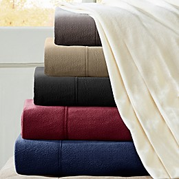 Peak Performance Knitted Microfleece Sheet Set
