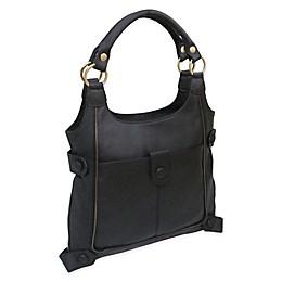 Amerileather Judelle Leather Universal Shoulder Bag