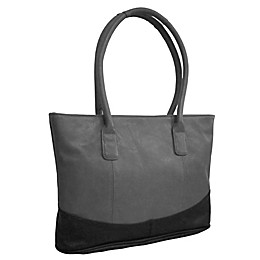 Amerileather Casual Leather Tote Bag
