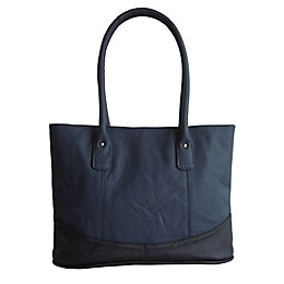 Amerileather Casual Leather Travel Tote Bag