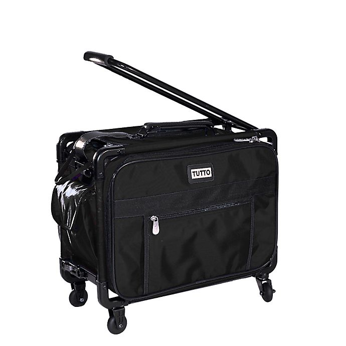 Alternate image 1 for Tutto 17-Inch Rolling Small Carry On