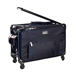 Tutto 20-Inch Rolling Regulation Carry On in Black