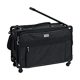 Tutto 22-Inch Carry On Suiter in Black