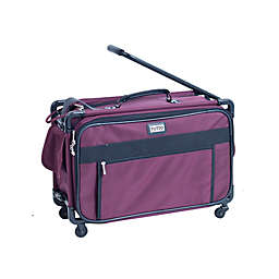 Tutto 22-Inch Carry On Suiter in Burgundy