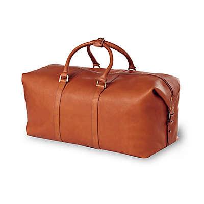 Clava® Vachetta Leather Cabin Duffle Bag
