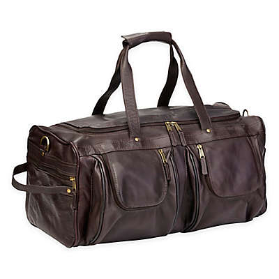 Clava® Vachetta Leather XL Duffle Bag