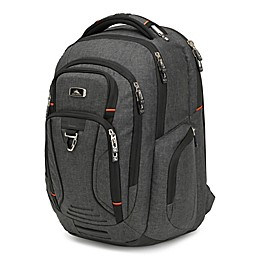 High Sierra Endeavor 19.5-Inch Elite Backpack in Heather Grey