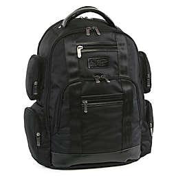 Original Penguin® Peterson 18-Inch 9-Pocket Laptop/Tablet Backpack