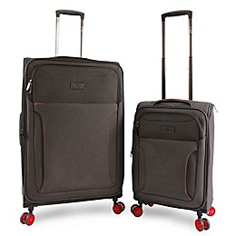 Original Penguin® Platt 2-Piece Luggage Set