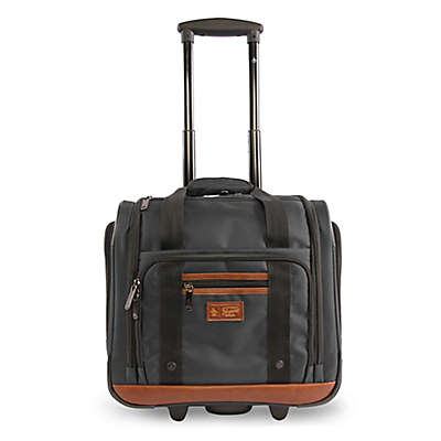 Original Penguin® Underseat 16-Inch Rolling Carry On Tote