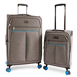 Original Penguin Colfax 2-Piece Expandable Spinner Luggage Set