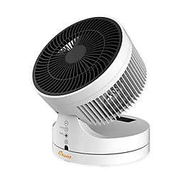 Crane 9-1/2-Inch Oscillating Air Circulator Table Fan