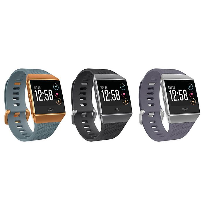 Alternate image 1 for Fitbit�� Ionic��� Smart Watch