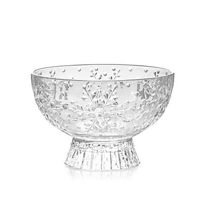 Mikasa® Celebrations Winter Flurries Candy Bowl