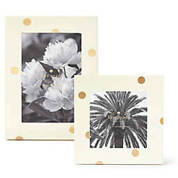kate spade new york Gold Dot Lacquer™ Picture Frame