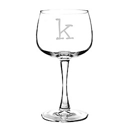Cathy's Concepts Personalized 13 oz. Red Wine Glasses (Set of 6)