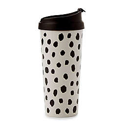 kate spade new york Flamingo Dot Thermal Travel Mug