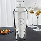 Stainless Steel Double Wall Engraved Cocktail Shaker
