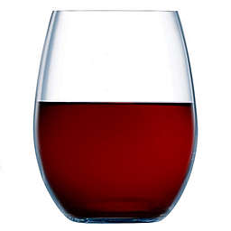 Chef & Sommelier® Grand Vin Primary Stemless Wine Glass (Set of 4)