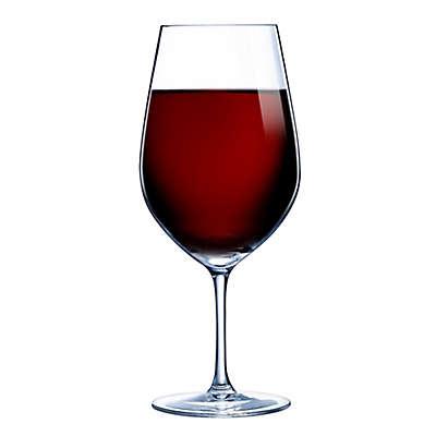 Chef & Sommelier® Domaine Bordeaux Wine Glass (Set of 4)