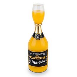 BigMouth Inc. Bottomless Mimosa Glass