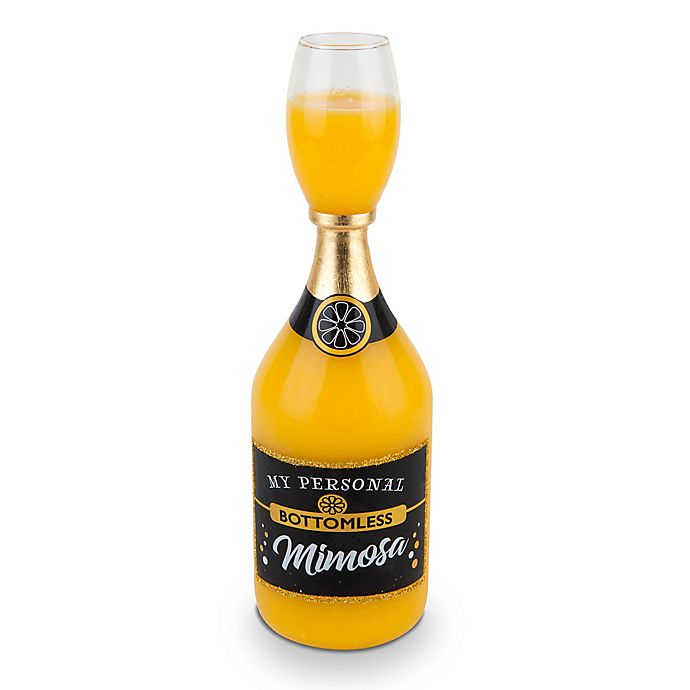 Alternate image 1 for BigMouth Inc. Bottomless Mimosa Glass