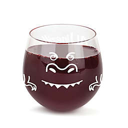 BigMouth Inc. Winezilla Stemless Wine Glass