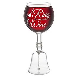 BigMouth Inc. Ring for More Wine Glass