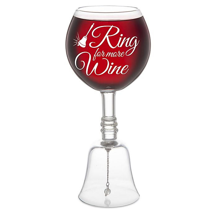 Alternate image 1 for BigMouth Inc. Ring for More Wine Glass