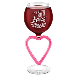 BigMouth Inc. All You Need is Wine Glass