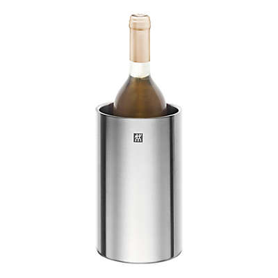 Zwilling® J.A. Henckels Sommelier Stainless Steel Wine Cooler