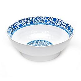 Q Squared Heritage Melamine Serving Bowl