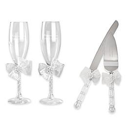 Ivy Lane Design Delilah Fine Giftware Collection in White